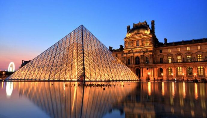 virtual museum tours lourve