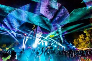 outdoor music venues