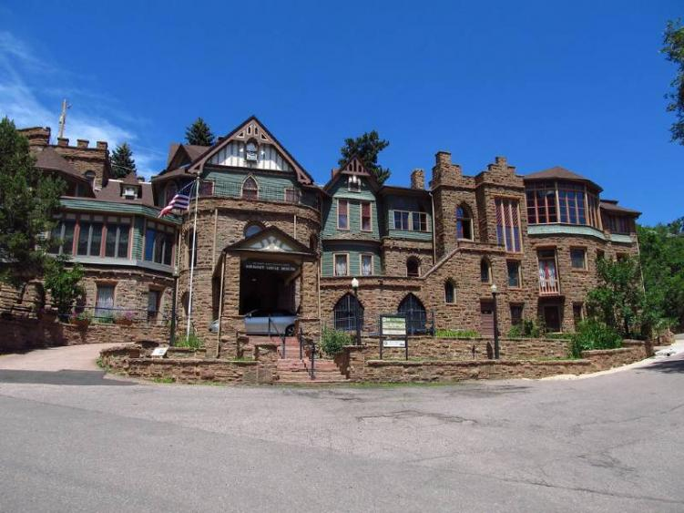 Miramont Castle, one of many castles in Colorado